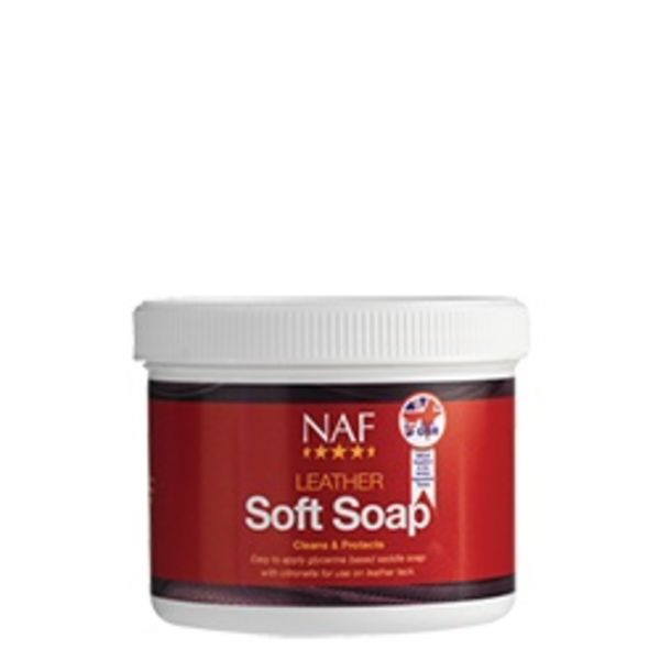 Leather Soft Soap