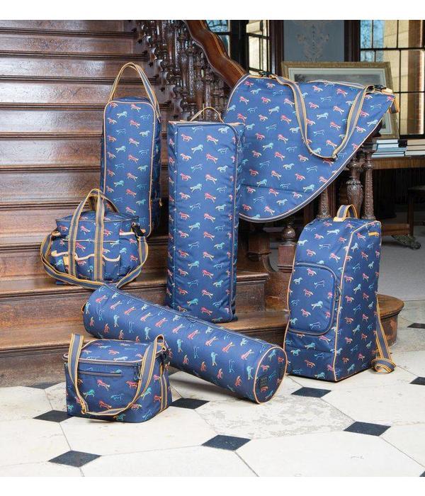 Shires Opbergtassen luxe, stijlvol met paardenprint
