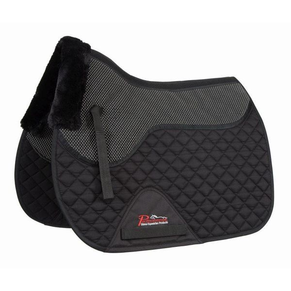 Performance Supafleece Airflow anti-slip zadelpad