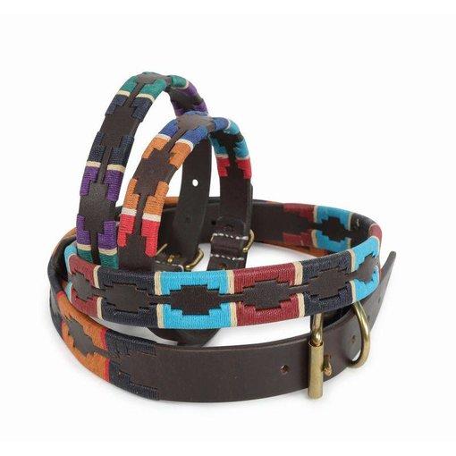 Shires Drover Polo Honden Halsband