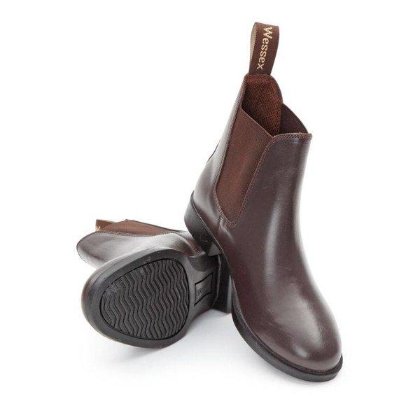 Wessex Lederen Jodphur Boots Gelukstreffer