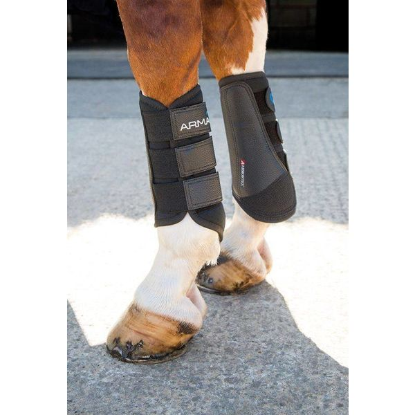 Arma Brushing Boots Shires