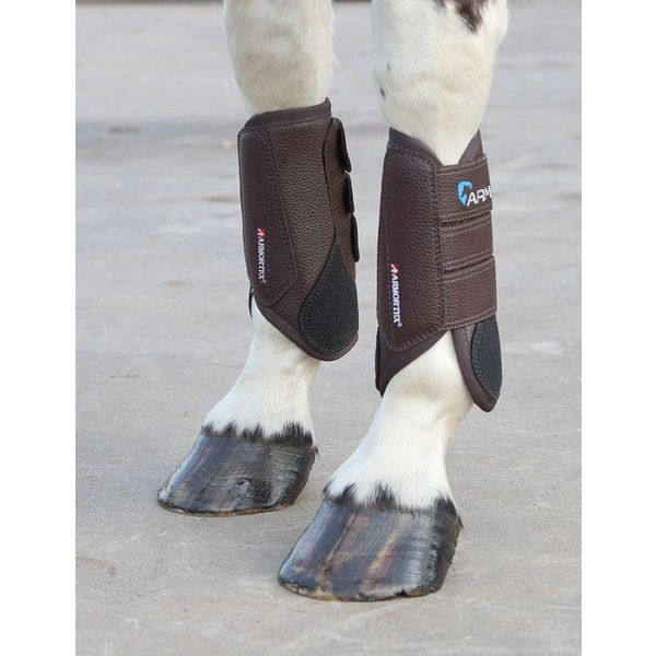 ARMA Cross Country Boots Shires Voorbenen