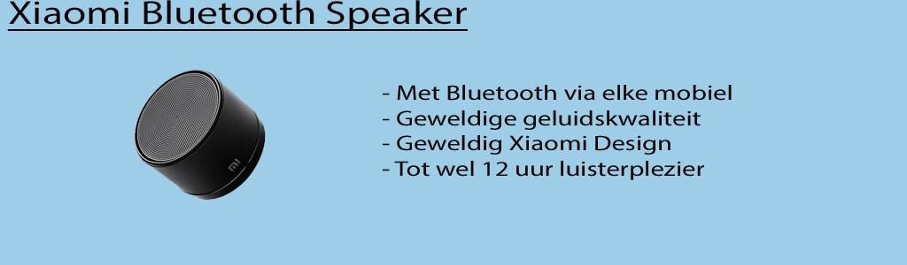 Xiaomi Bluetooth Speaker Black