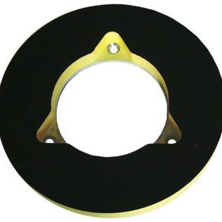 Superabrasive QuickChange Foam Plate for SCANMASKIN machines