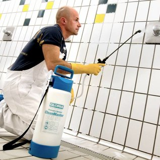 Gloria GTN sprayer - Gloria CleanMaster CM 50 EPDM