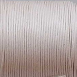 Waxcord. 1mm. Wit. Per meter.