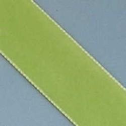 Fluweelband. 22mm. Groen. 0,50 meter voor