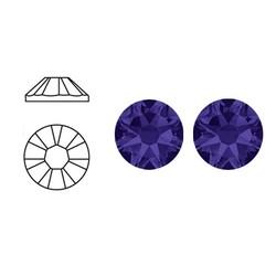 SWAROVSKI ELEMENTS Swarovski plaksteen Purple Velvet. ss20. 5mm.