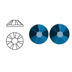 SWAROVSKI ELEMENTS Swarovski plaksteen Crystal Metallic Blue. ss20. 5mm.