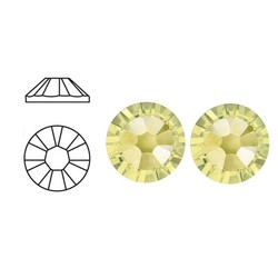 SWAROVSKI ELEMENTS Plaksteen Jonquil. ss16. 4mm.