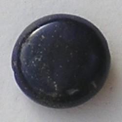 Lapis Pastillevormige kraal. 13mm.