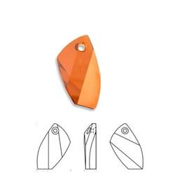 SWAROVSKI ELEMENTS Swarovski Hanger. 20mm. Crystal Copper.