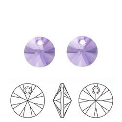 SWAROVSKI ELEMENTS Swarovski Xilion Pendant. 6mm. Violet