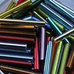 PRACHT Stiftkralenmix. 15mm. Met zilverkern. 17 gram voor