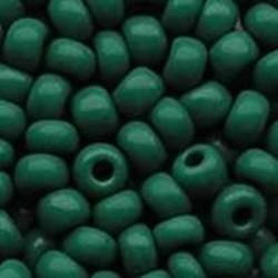 PRACHT Rocailles hoge kwaliteit Groen. Opaque. 4.5mm. 17 gram voor