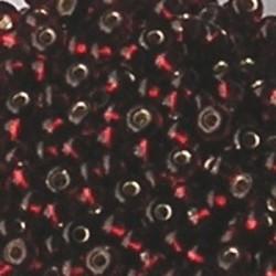 PRACHT Rocailles met zilverkern Rood. 3.5mm. Hoge kwaliteit ca. 17 gram voor