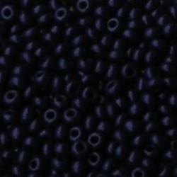 PRACHT Rocailles Opaque Donkerblauw. 2.6mm. Hoge kwaliteit ca. 17 gram voor