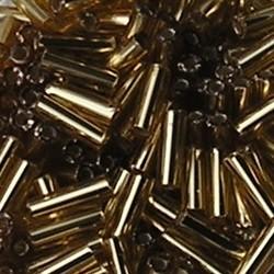 PRACHT Stiftkraal. 6mm. Goud. 17gr. in een doosje.