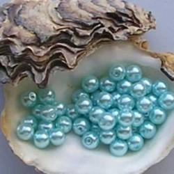 Glasparel. Sea Blue. 8mm.