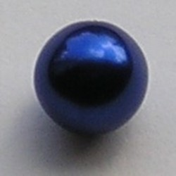 Glasparel. Dark Blue. 12mm.