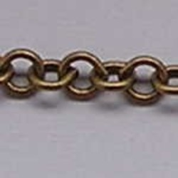 Chain. Old Buyer. 6mm. x 0.50 meters before