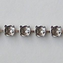 Armband Schränke. Silber. für SS29 Swarovski Stein. pro Box.
