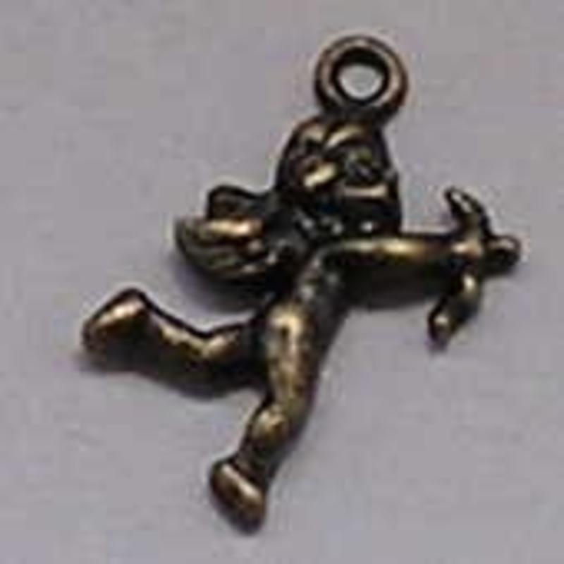 Bedel Cupido 16x23mm Bronskleurig
