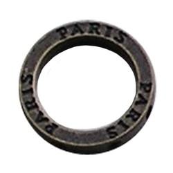 Ring Paris. 26mm. Bronskleurig voor 8 simillisteentjes van 3mm.