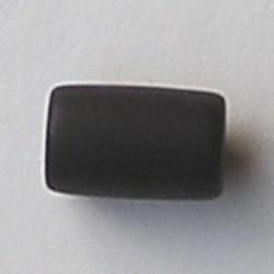 Resin Tube. 12x21mm. Mat Bruin