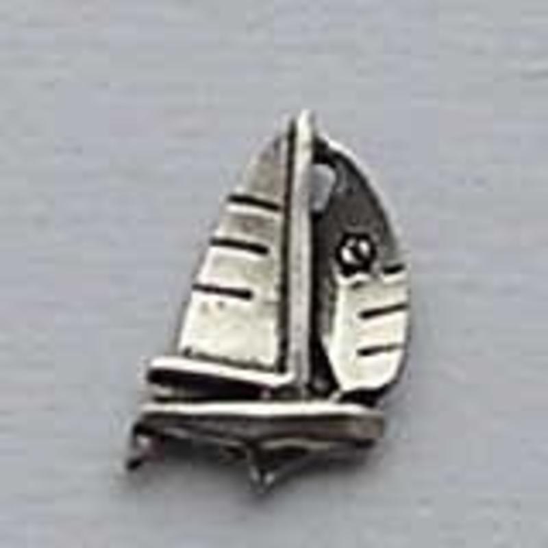 Bedel. Zeilboot. 16mm.