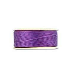 Nymo Draad. Light Purple. Dikte D. x 73mtr. Spoeltje