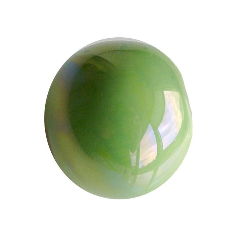 Keramikperlen. 20mm. Regenbogen-Licht. großes Loch