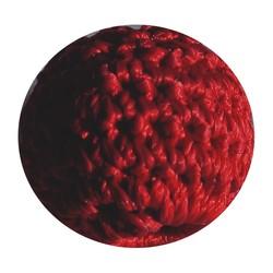 Gehaakte kraal rood