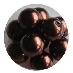 Glasperlen-dunkel 12mm