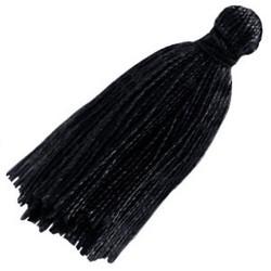 Brush. 30mm Länge schwarz