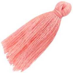 Brush. Length 25mm Rose Peach