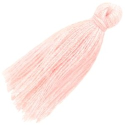 Brush. Length 30mm Light Rose
