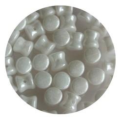 Pelletbead Perlen 4x6mm. Tschechische Pro 10 Stücke für