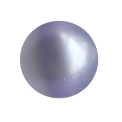 Polariskraal Lavender Shiny 20mm Rond.