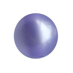 Polaris Bead Lilac Shiny 14mm. Around.