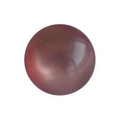 Polaris Bead Tearose Shiny 14mm Round