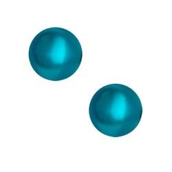 Polaris Perle 10mm Benzin Glänzend Rund