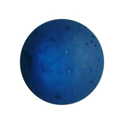 Polariskraal Mat Special Donkerblauw 12mm Rond