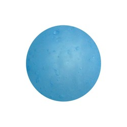 Polaris Bead Matt Special Sky Blue 12mm Round