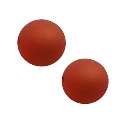 Polariskraal mat 14mm oranje