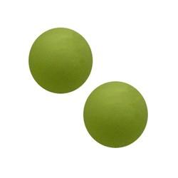 Polariskraal mat 16mm Lime