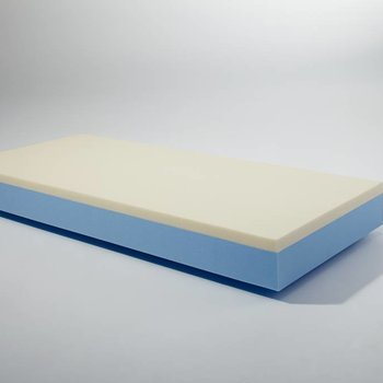 Combitop matrassen Blue Line. drukverlaging - matras deluxw hard tot 150 kg