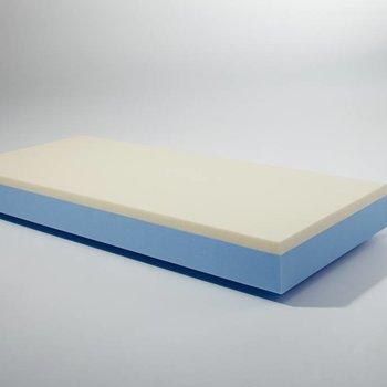 Combitop matrassen Blue Line. Zorgmatras basic plus met AD preventie graad 2