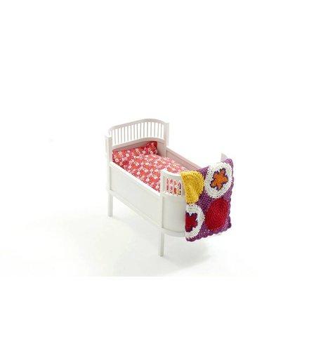 Smallstuff Doll bed Smallstuff - White